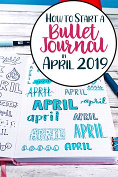 Want to learn how to start a bullet journal but unsure about setup? This ultimate guide will help you plan and create the perfect bujo right now! Bullet Journal Daily Spread, Making A Bullet Journal, Bullet Journal Cover Page, Bullet Journal Hacks, Bullet Journal How To Start A, Bullet Journal Layout, Organization Bullet Journal, Planner Organization, Organizing