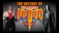 HALLOWEEN HAVOC History - YouTube