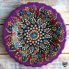 VK is the largest European social network with more than 100 million active users. Dot Art Painting, Pallet Painting, Mandala Painting, Pottery Painting, Ceramic Painting, Fabric Painting, Henna Candles, Hand Painted Dishes, Talavera Pottery