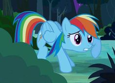 """WHAT?!?! NO!!, CELESTIA IS SUPPOSE TO WIN NOT CHRYSALIS!!!!"" (Me watching the wedding episode)"