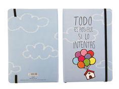 LIBRETA TODO ES POSIBLE*14X21