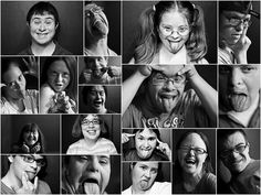 People with Down syndrome are some of the most beautiful, joyful human beings you will ever meet. :)