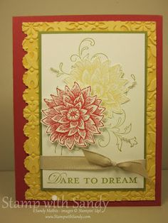 Stamp With Sandy: PPA129 and Creative Elements
