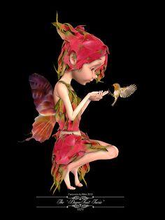 little bird fairy