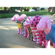 victorias secret pink dogs mini cute stuffed animals ❤ liked on Polyvore featuring pictures, icons, pink, backgrounds and photos