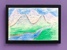 Make a drawing deep---and lift the colors!---with this creative erasure technique.