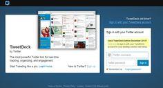 TweetDeck es una de las herramientas de las que disponemos los gestores de marcas online para monitorizar. De fácil manejo e instalación, es un complemento perfecto para otras como, por ejemplo, Hootsuite. Hoy vamos a ver más en profundidad qué partes tiene y qué podemos realizar con ella. Una guía sencilla de TweetDeck para community managers. #socialmedia #communitymanagers http://fernandocebolla.com/blog/