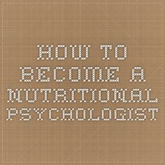 How many years does it take to become a psychologist ?