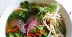 Vegan Pho – Vietnamese Noodle Soup - Nutrition Studies Plant-Based Recipes