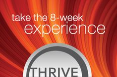 LeVel's Thrive is what helped me drop 3 pant sizes and keep the weight off.  Take the 8 Week THRIVE Experience