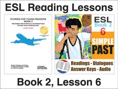 This is Spain.  This ESL Resource includes 10 pages - four pages from Stories for Young Readers and two pages from Dialogues for Young Speakers. Also included are three audio files, a video file, and four answer key pages.