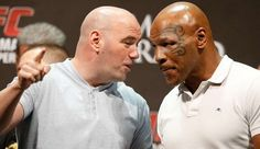 Mike Tyson is never a person to be clashed with. Even UFC President Dana White knows this. On a recent plane journey, the heavy-weight boxer literally ousted Dana White from his seat and got . Ufc News, Dana White, Mike Tyson, Like Mike, Happy 50th, Fox Sports, You Know Where, Boxing News