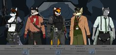Metal Gear Solid V Furry