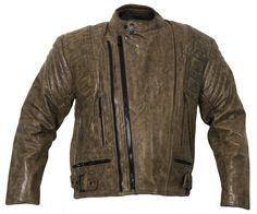 motorcycle leather jacket in brown 2035 / Motorrad Lederjacke in braun 2035 Motorcycle Leather, Motorcycle Jacket, Biker, Leather Jacket, Tops, Jackets, Shopping, Fashion, Clothing