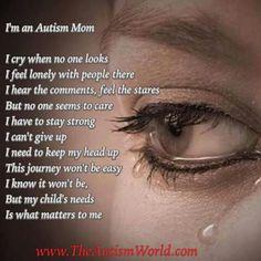 Autism mom !!!