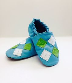 leather slippers with suede soles. customize your look