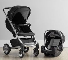 The innovative Nuna TAVO™ trvl system™, complete with the PIPA™ Infant Car Seat, is designed to be supremely safe, supportive and comfortable for your baby. Connected together with just a click, this stroller and car seat make wa… Car Seat And Stroller, Jogging Stroller, Baby Car Seats, Baby Buggy, Travel System, Baby Furniture, Baby Gear, Baby Strollers, New Baby Products