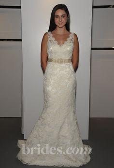 Wedding Dresses with Embellished Waists