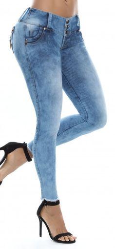 Jeans levanta cola REVEL 56152