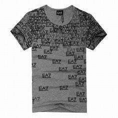 polo ralph lauren discount EA7 Emporio Armani Small Logo Printed Crew Neck Short Sleeve T-