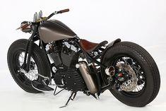 '97 Harley XL1200C – Quentin Vaulet  |  Pipeburn.com