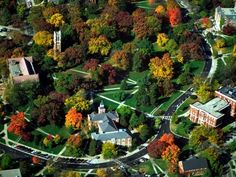 #2: You got lost, but secretly you didn't mind the commutes because your campus is stunning.  Community Post: 23 Signs You Went To Michigan State University