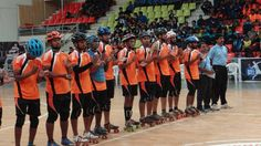 #RollBallSeniorNational2016 #OpeningCeremony  Grand Opening - Grand Opening match between Maharashtra State Roll Ball Association & Telangana State  Maharashtra Won the Match by 20 - 0  https://www.facebook.com/youngsutra/posts/1809413435955059
