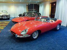 1965 Jaguar XKE SI 4.2 Roadster - $305,000 at auction 2014 - JCNA 100 pts. 3x