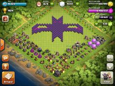 clash of clans ---www.mobilga.com