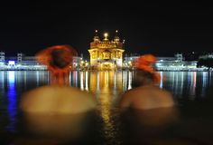 Ablution in Amritsar - Golden temple - august 2014