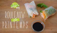 Bonjour Darling - Blog Illustration, Cuisine et DIY Bordeaux: Délicieusement légère #4 : Rouleaux de printemps