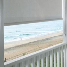Enjoy Your Porch Even On Really Hot Days With Bali Blinds Exterior Solar Shades