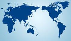 """Crean mapa de países con los hombres más """"facilotes"""" del mundo"""