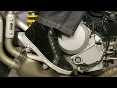 SIDI Insider Riding Shoes Review at RevZilla.com - YouTube