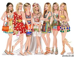 "Check out new work on my @Behance portfolio: ""Custom Illustration for Alberta's Bachelorette Party"" http://be.net/gallery/38237757/Custom-Illustration-for-Albertas-Bachelorette-Party"