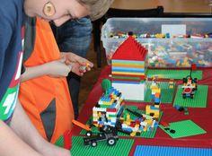 Help your child build a love of STEM at Bricks 4 Kidz summer camp.