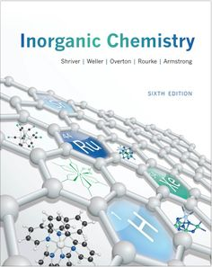 Just in... Inorganic Chemist... and selling fast! http://www.pwrplaysonlinepalace.com/products/inorganic-chemistry-6th-edition-solutions-manual-online-textbook?utm_campaign=social_autopilot&utm_source=pin&utm_medium=pin