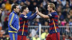 La reaparición de Messi | FC Barcelona