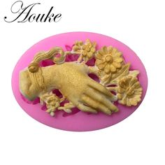 Aliexpress.com : Buy Aouke 1PCS Mother's Hand Shape,3D Silicone Fondant Cake Mold. For Cake Decorating, Jelly, Chocolate, Soap Modeling X124 from Reliable mold pan suppliers on Aouke Molds Store