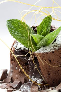 Chocolate dessert by Simone's Kitchen