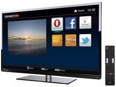 "Smart TV LED 32"" Semp Toshiba 32L2400 HDTV - Conversor Integrado 3 HDMI 1 USB"