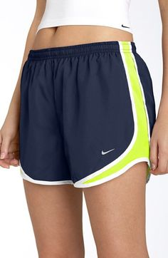 Nike 'Tempo' Track Shorts (Online Only) Black Nike Shorts, Nike Tempo Shorts, Nike Free Shoes, Nike Shoes Outlet, Running Shorts, Workout Shorts, Nike Running, Girl Workout, Running Tips