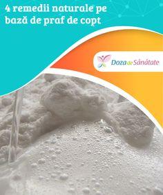 4 remedii naturale pe bază de #praf de copt  #Bicarbonatul de sodiu (numit și praf de copt) este un aliat de nădejde pe care ar trebui să-l ai mereu la îndemână la tine acasă. Nu numai că este #eficient dacă vrei să faci curat, dar poate fi folosit și ca substitut natural pentru mai multe produse #cosmetice.