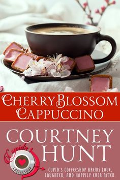 instaFreebie - Claim a free copy of Cherry Blossom Cappuccino  #romance #instafreebie #contemporary #womensfiction