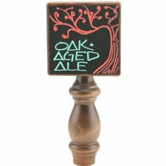 Tap Board Black Dry Erase Tap Handle by KegWorks. $45.85. Easy to write on and erase.. Made of fine walnut with a black dry erase surface.. Fits all US faucet lever threads.. Saves time and money by allowing you to use the same tap handle for every keg.. Find tons of great tap handles at KegWorks!. Save time and money, and show the world your artistic side, with this dry erase tap handle! Don't complicate your life worrying about tap handles every time you change kegs. The black ...