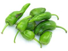Padrón peppers - Wikipedia