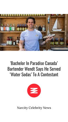 Click here👆👆👆 for the full article! Canada Travel, Bartender, Celebrity News, Canada Destinations