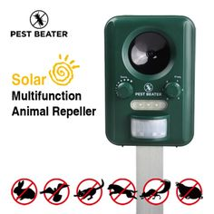 animal repeller camping gadgets gifts
