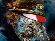 Mira los fascinante Gifs que crea este artista ciego - Taringa!