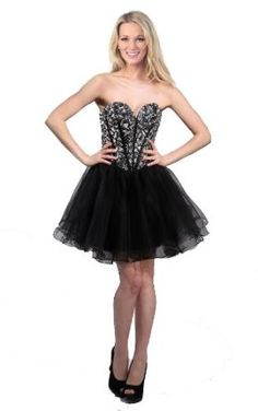 Faironly Mini Short Cocktail Prom Dress, 2013-s1:Price: $89.00